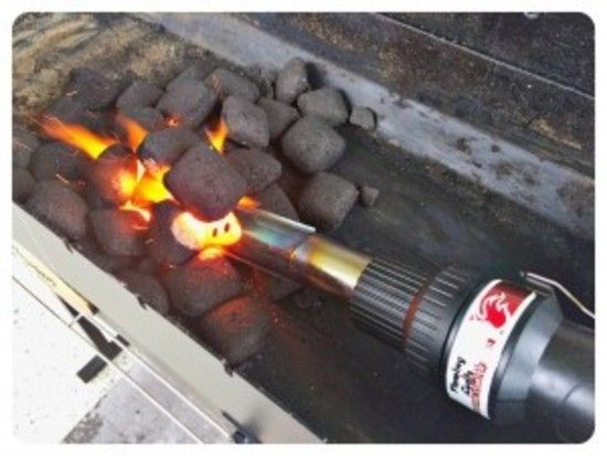 Electric Charcoal Fire Starter Wand